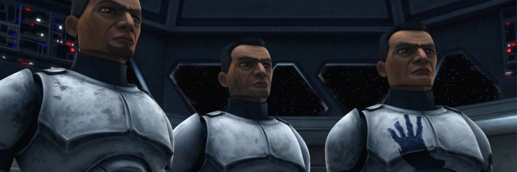 best star wars: the clone wars episodes rookies