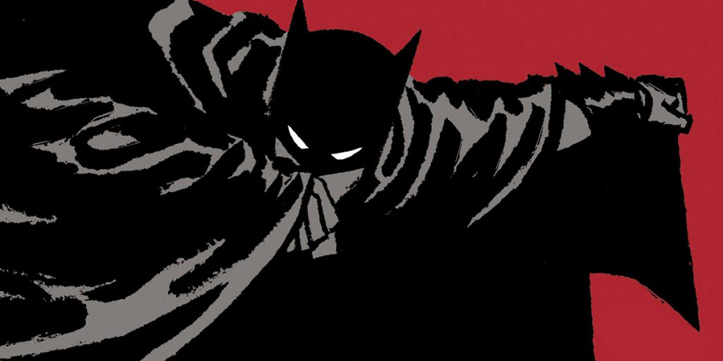 batman year one, one of the best batman graphic novels