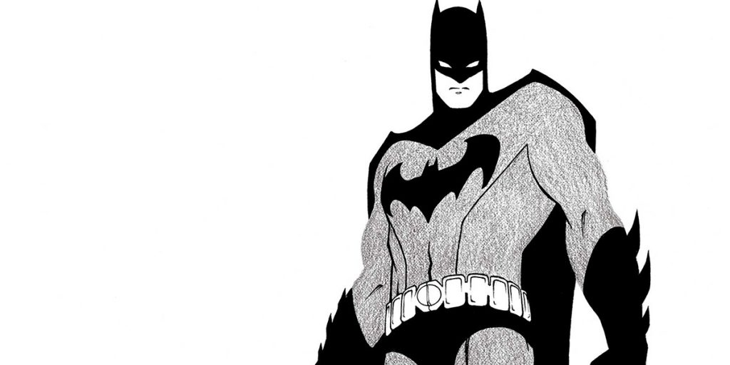 batman black and white, one of the best batman graphic novels