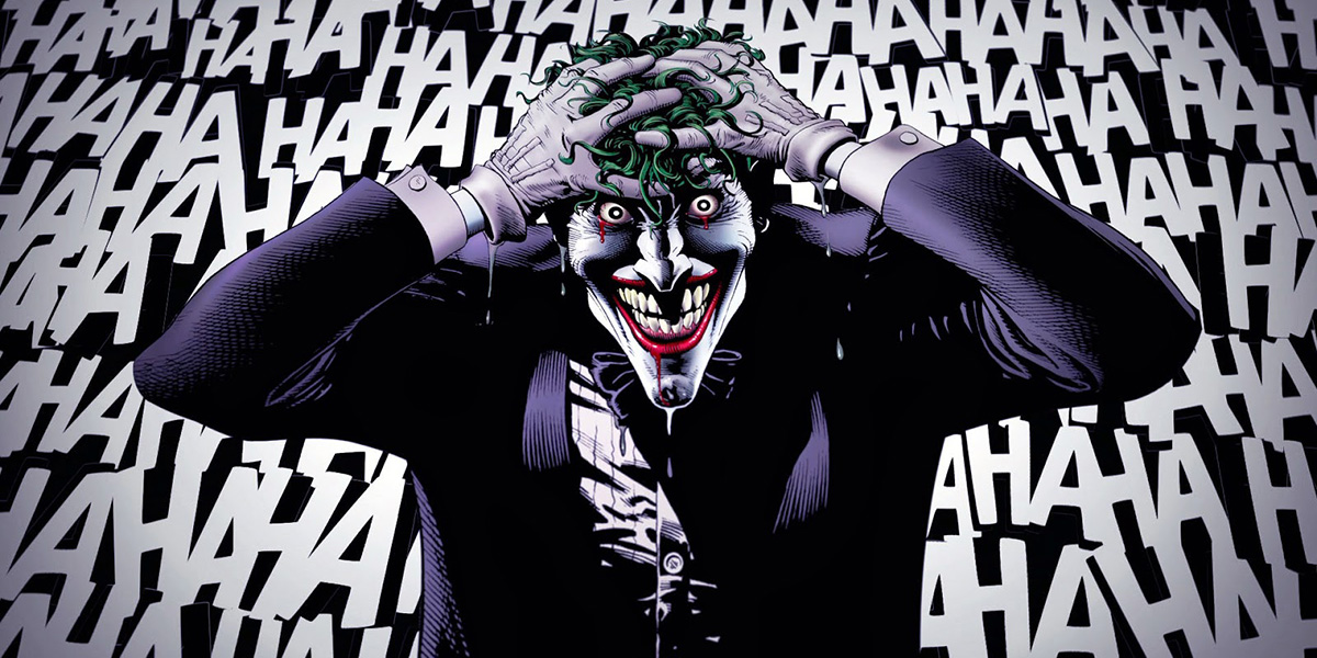 the killing joke, one of the best batman graphic novels