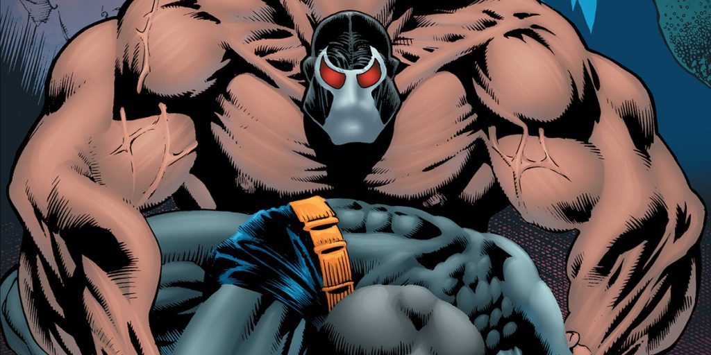 knightfall, one of the best batman graphic novels