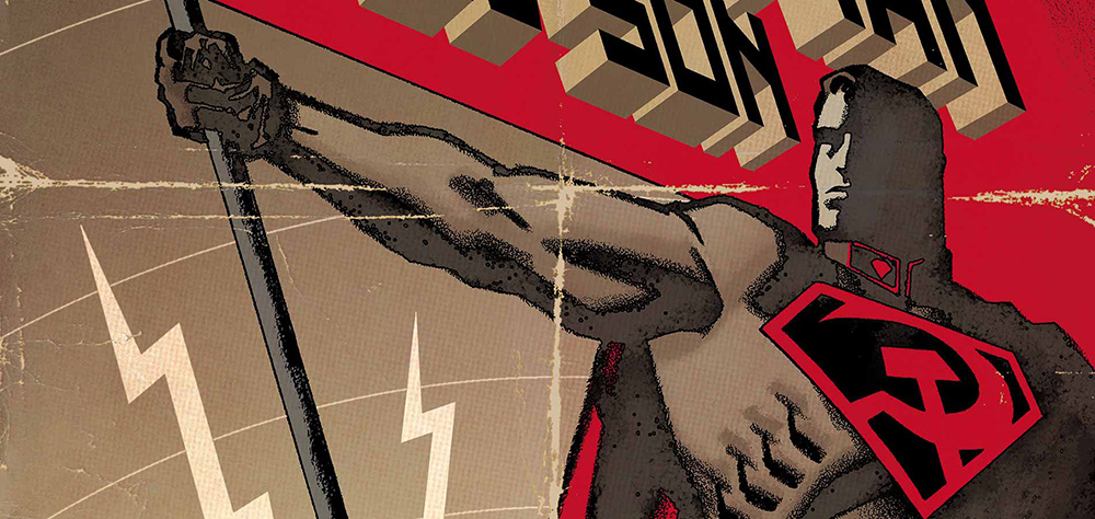 Superman Red Son, one of the best superman graphic novels