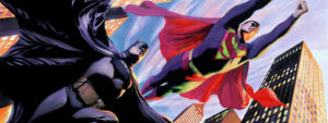 world's finest reading order banner art