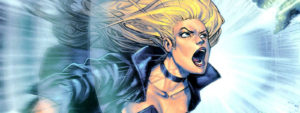 black canary reading order banner art