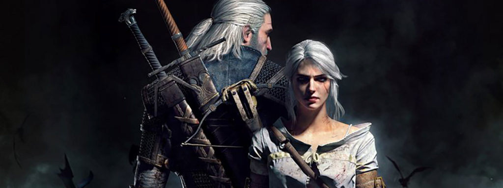 witcher timeline banner art