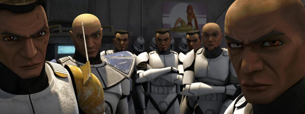 clone wars episode order banner art