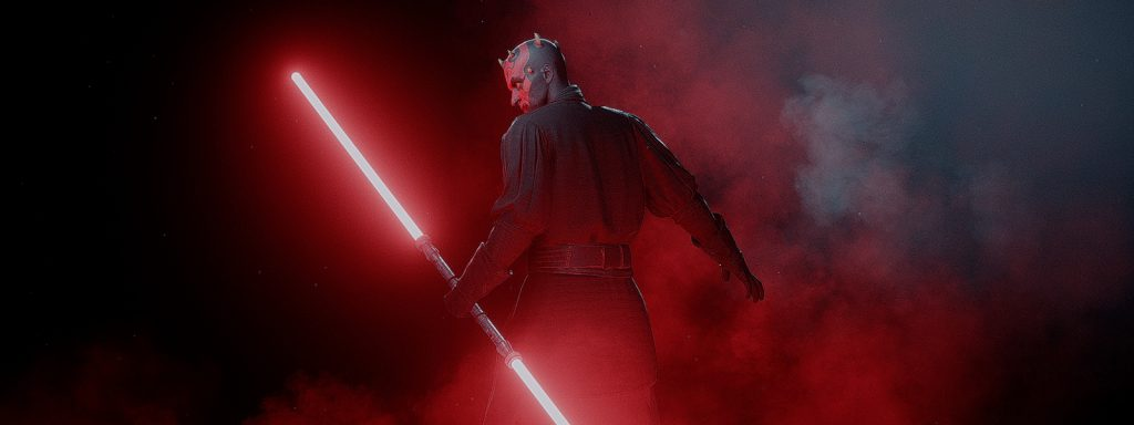 darth maul timeline banner art
