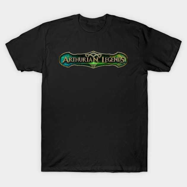 Arthurian Legends t-shirt dark