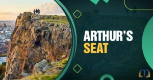 banner image that says Arthur's Seat