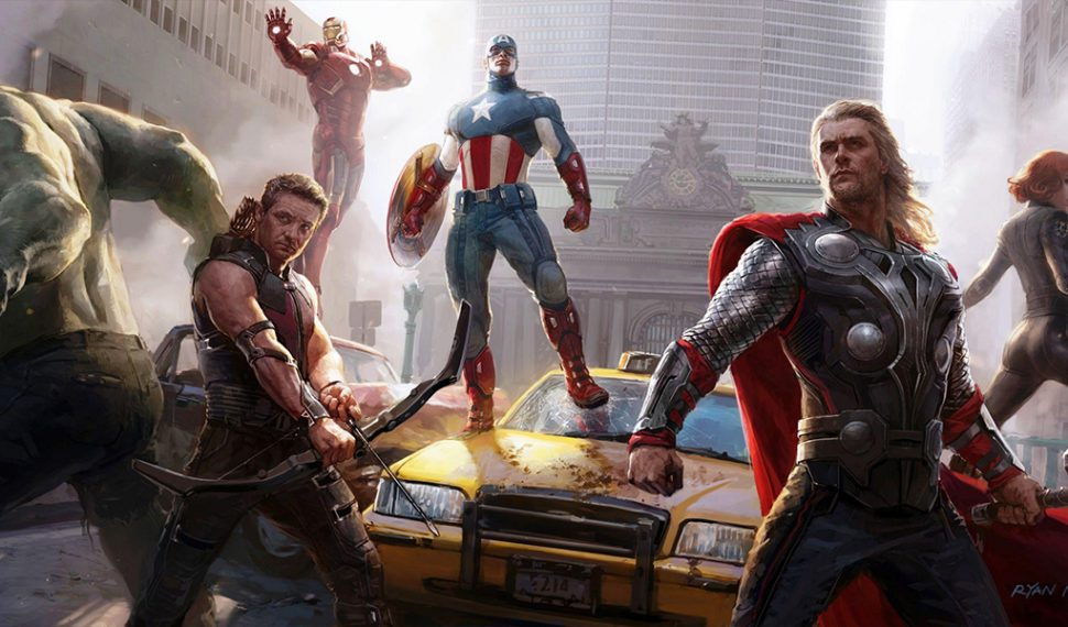 A Beginner's Guide to the Marvel Cinematic Universe (MCU)
