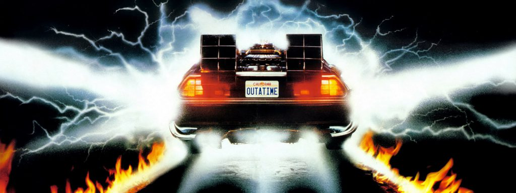 back to the future timeline banner art
