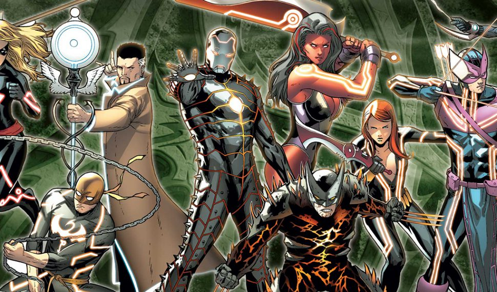 Marvel Comics Timeline: Dark Reign – Fear Itself
