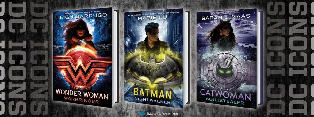 dc icons timelines banner art