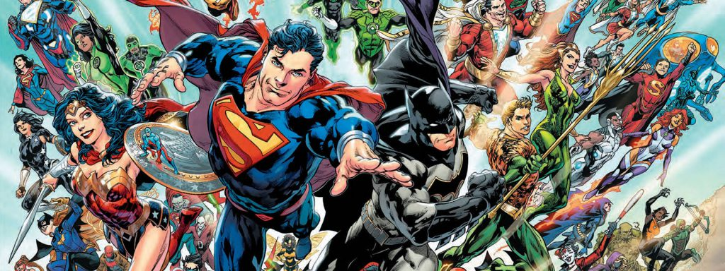dc rebirth reading order banner art