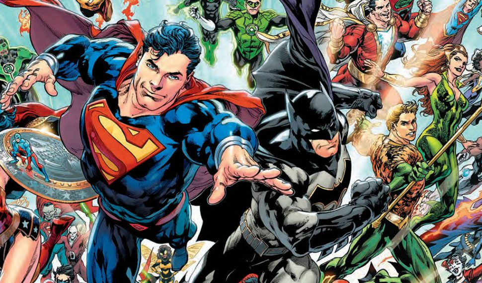 DC: Rebirth Reading Order