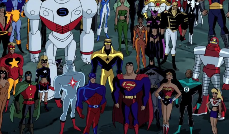 DC Animated Universe Timeline