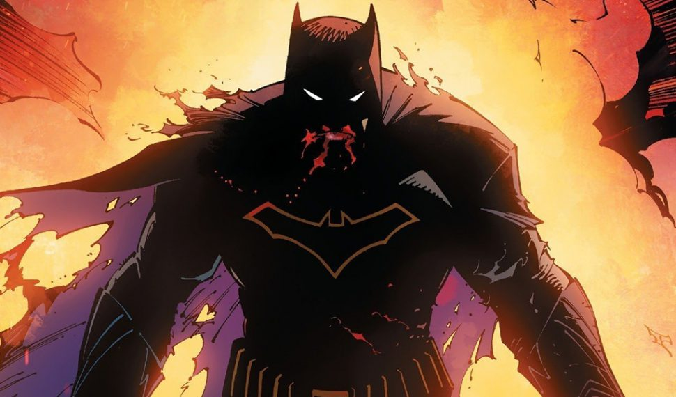 DC Events Timeline and Recommended Reading