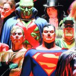 dc main continuity reading order banner art