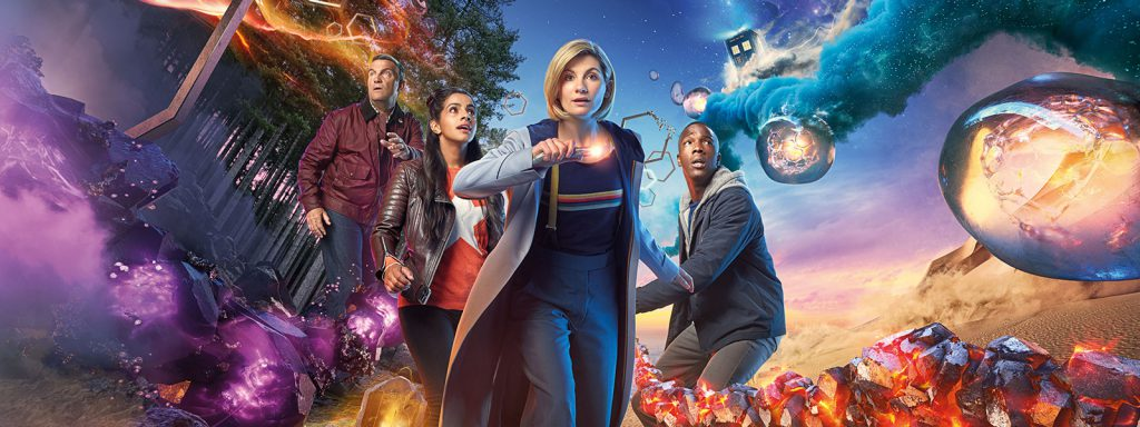 doctor who timeline banner art