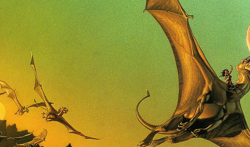 Dragonriders of Pern Reading Order