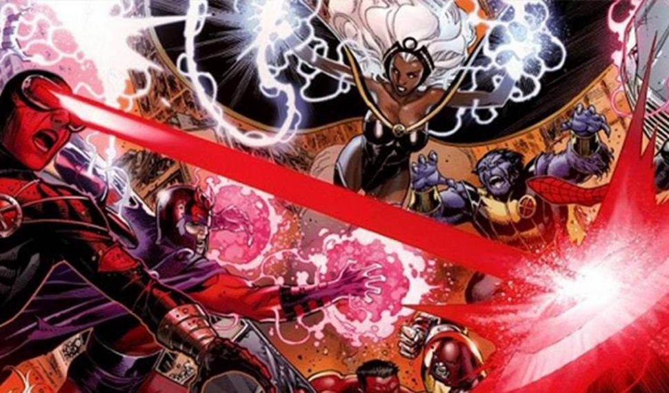 Marvel Comics Timeline: Fear Itself – Avengers vs. X-men