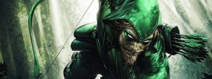 green arrow reading order banner art