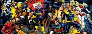 legion of superheroes reading order banner art
