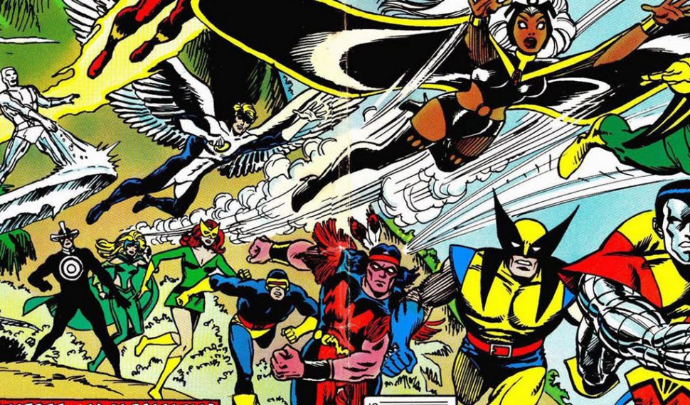 Marvel Comics Timeline: The '80s
