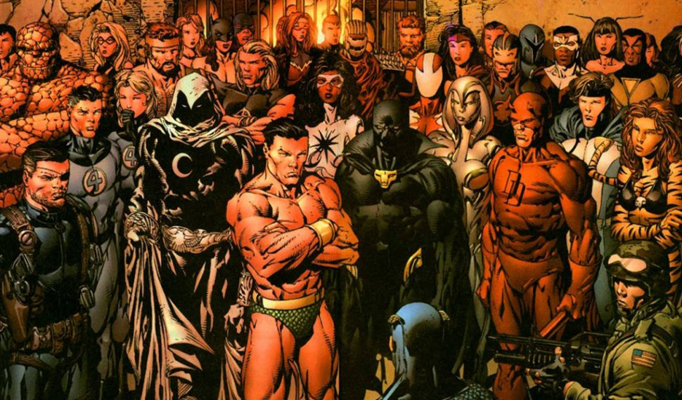 Marvel Comics Timeline: The 2000s