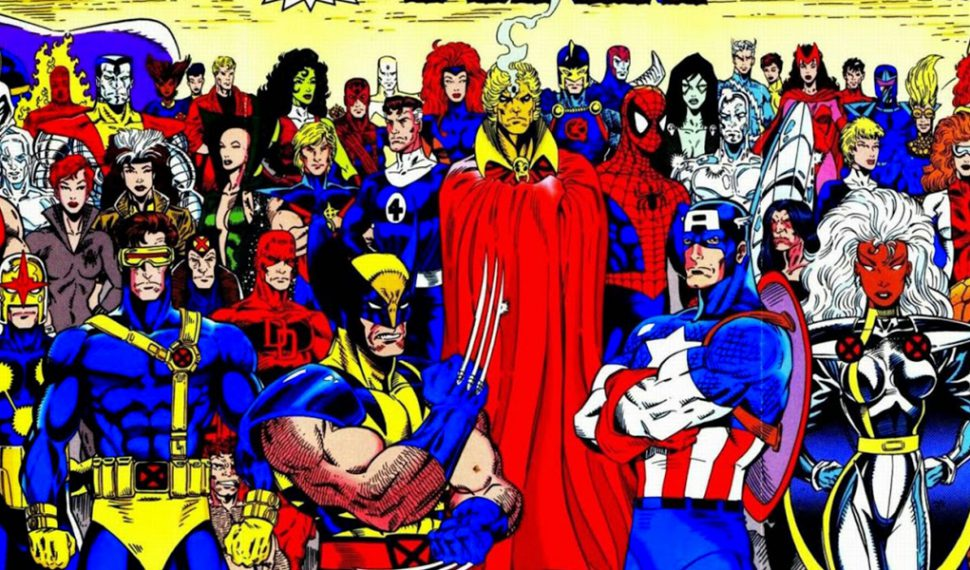Marvel Comics Timeline: The '90s