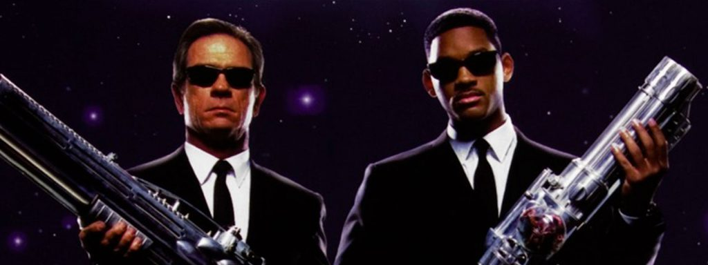 men in black timeline banner art