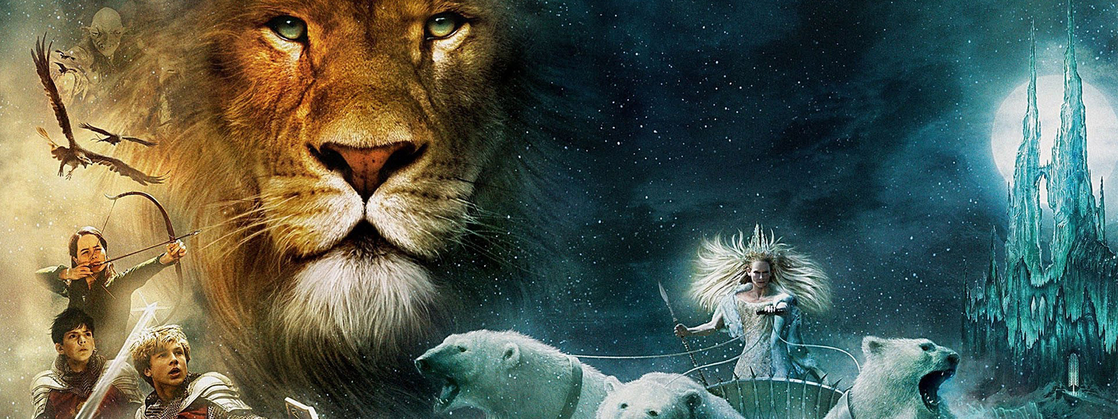 The Chronicles of Narnia Reading Order banner art