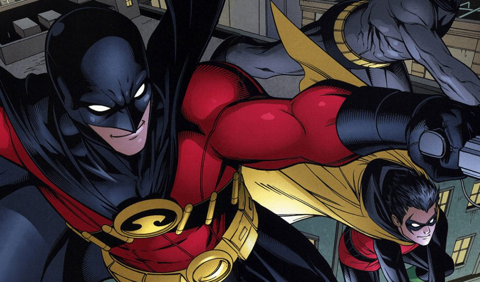 A Beginner's Guide to the Robins of Batman