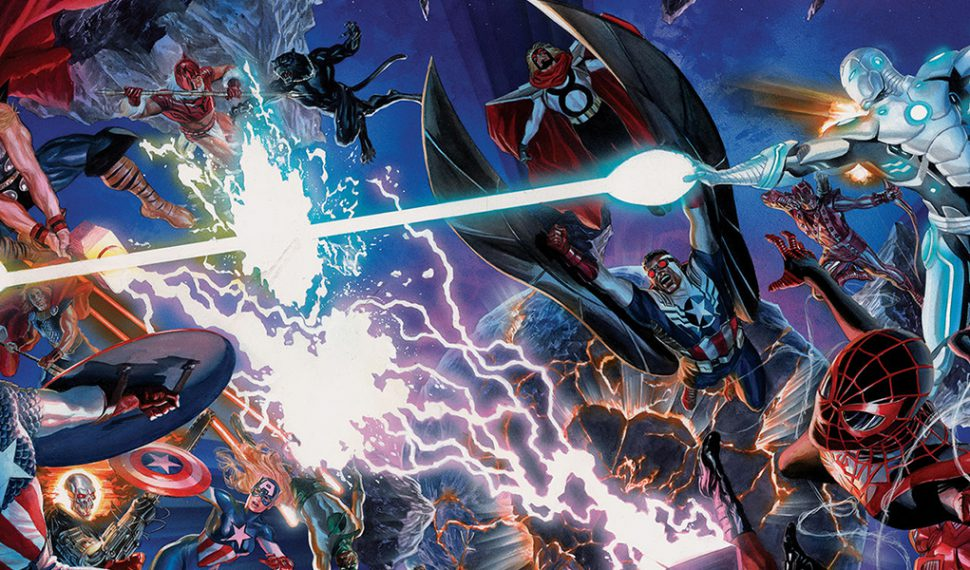 Marvel Comics Timeline: Secret Wars & All New, All Different Marvel