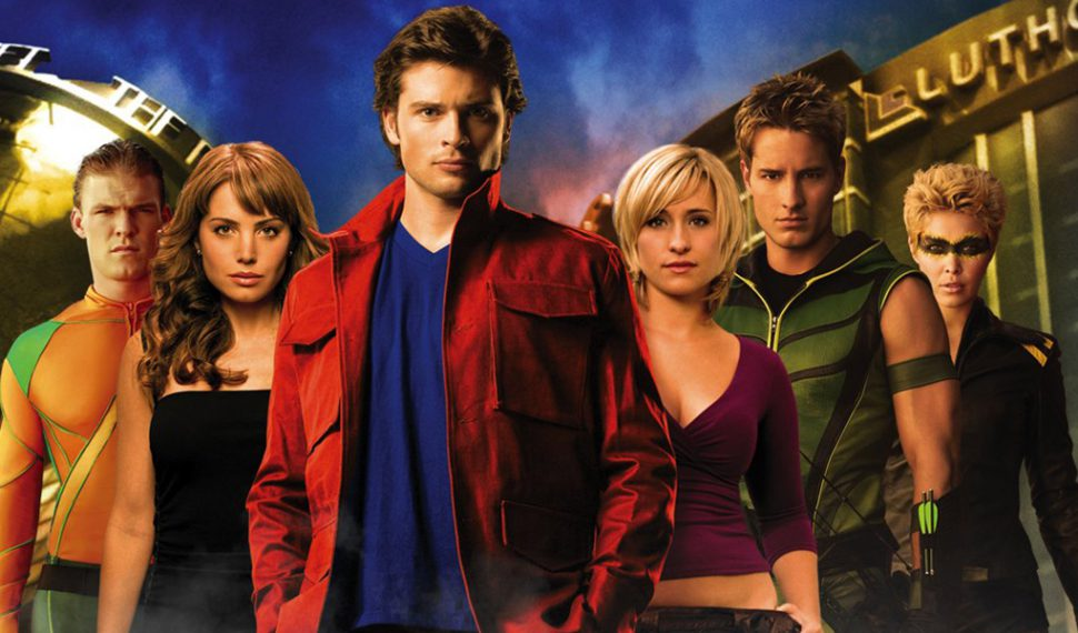 Smallville Episode Order