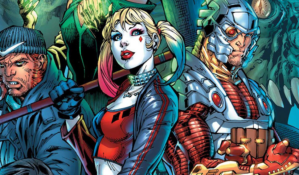 Suicide Squad Reading Order