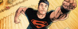 superboy reading order banner art