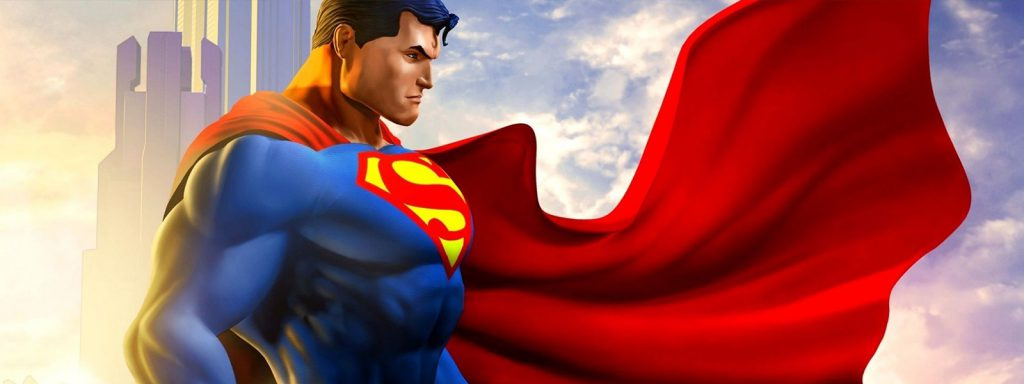 superman reading order banner art