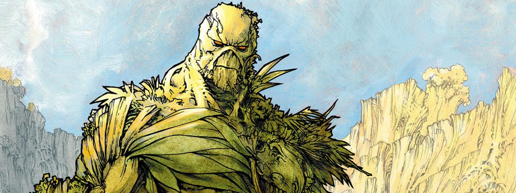 swamp thing reading order banner art