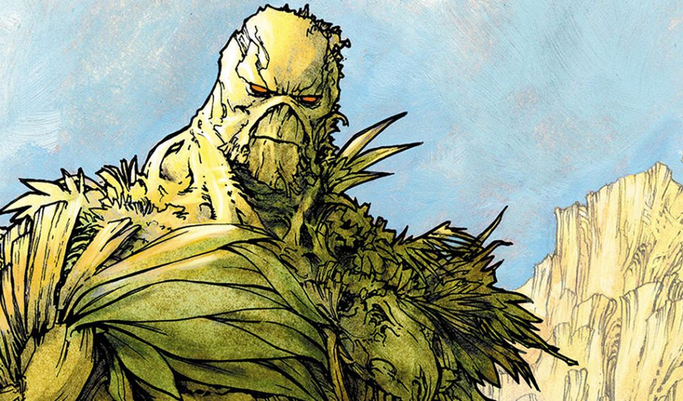 Swamp Thing Reading Order