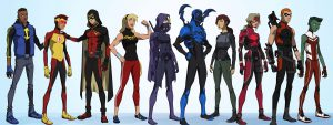 young justice episode order banner art