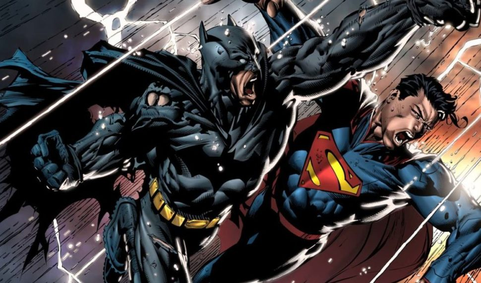 batman vs superman in the comics