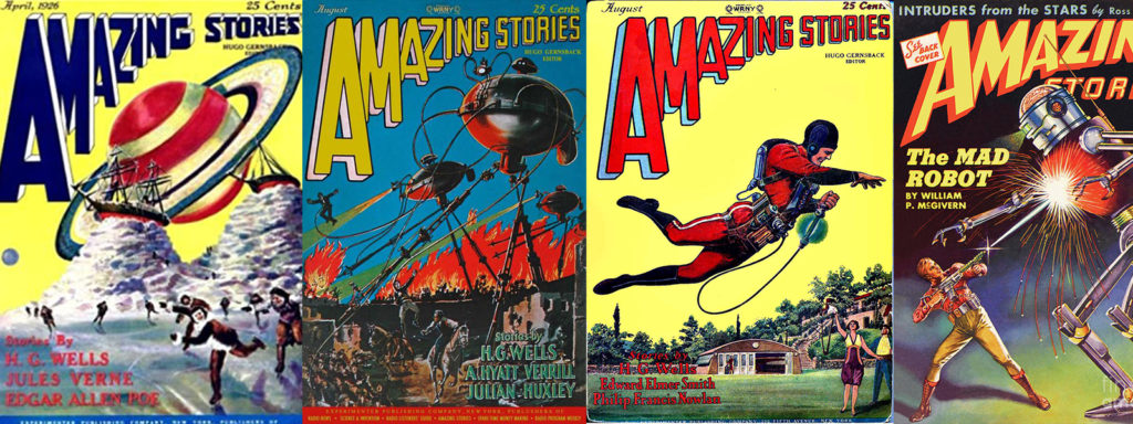 amazing stories banner art