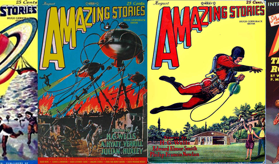 Amazing Stories Magazine Issues
