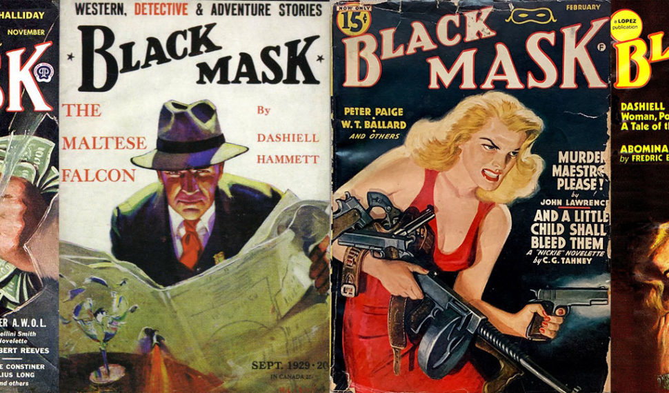 Black Mask Magazine Issues