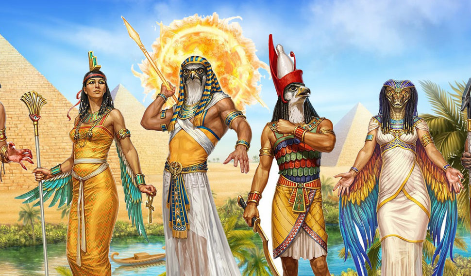 Egyptian Mythology and Literature