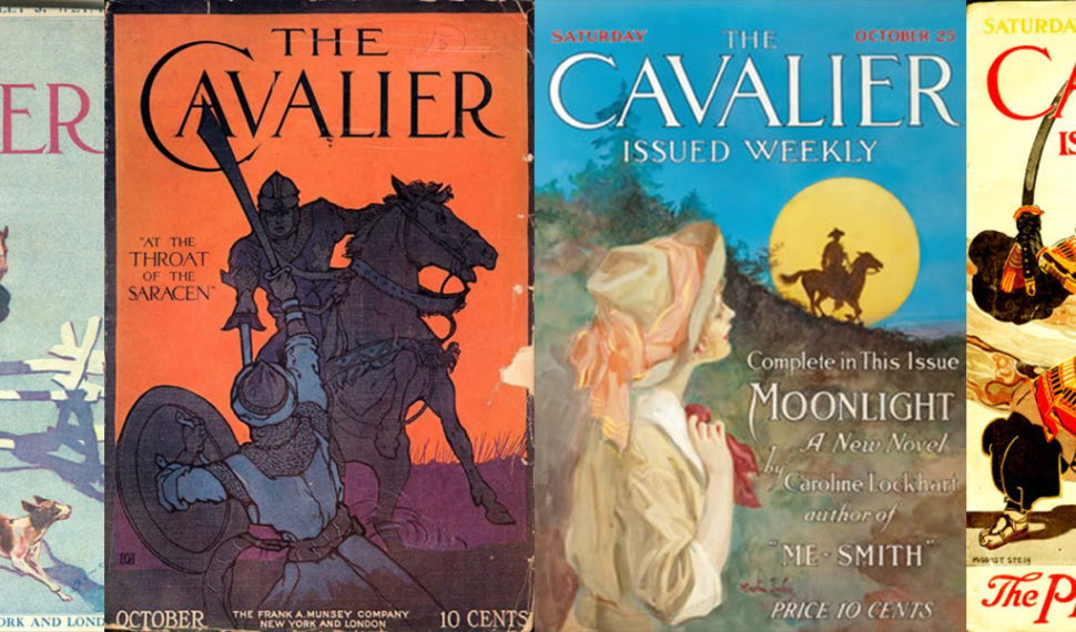 The Cavalier Magazine Issues