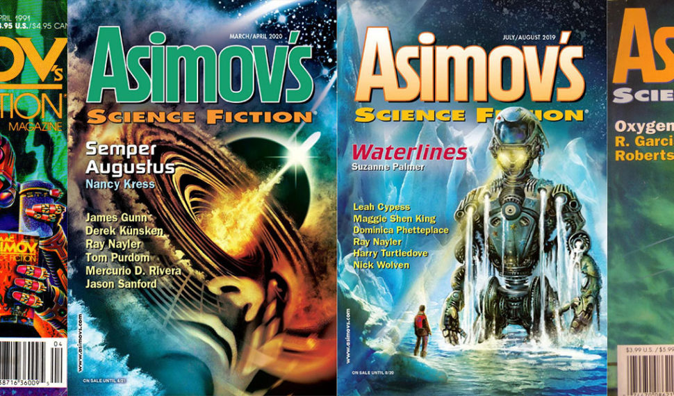 Asimov's Science Fiction Magazine Issues