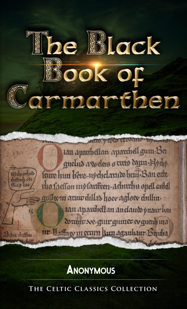 black book of carmarthen kindle cover