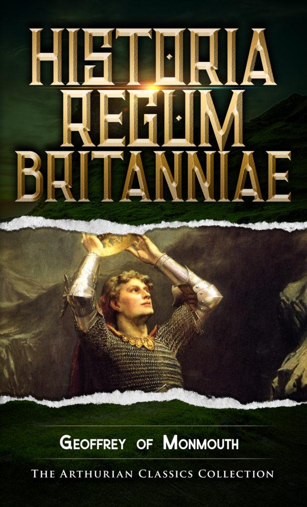 historia regum britanniae kindle cover